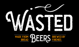 Wasted Logo footer