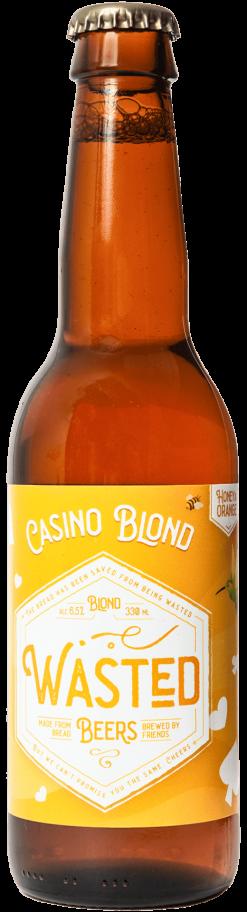Casino Blond Flesje